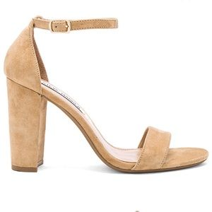 Steve Madden Carrson in Sand Suede